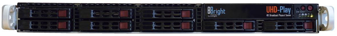 BBright Introduces Live Ultra HD HEVC 10-bit Encoding at NAB